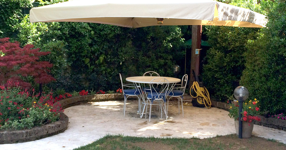 Arredo giardino cobel legno e piscine for Arredo giardino