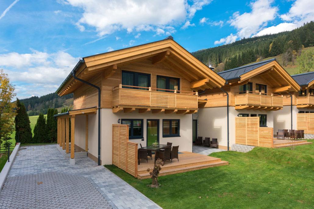 Case in legno cobel legno e piscine - Casa in legno economica ...