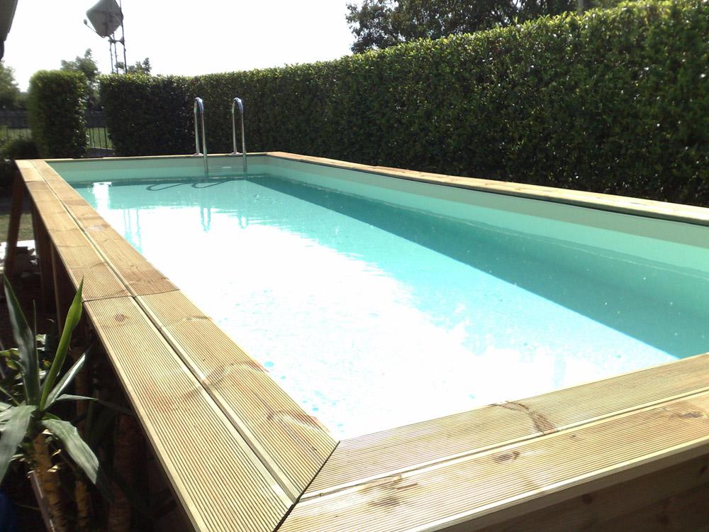Piscine fuori terra cobel legno e piscine - Piscina fuori terra ...